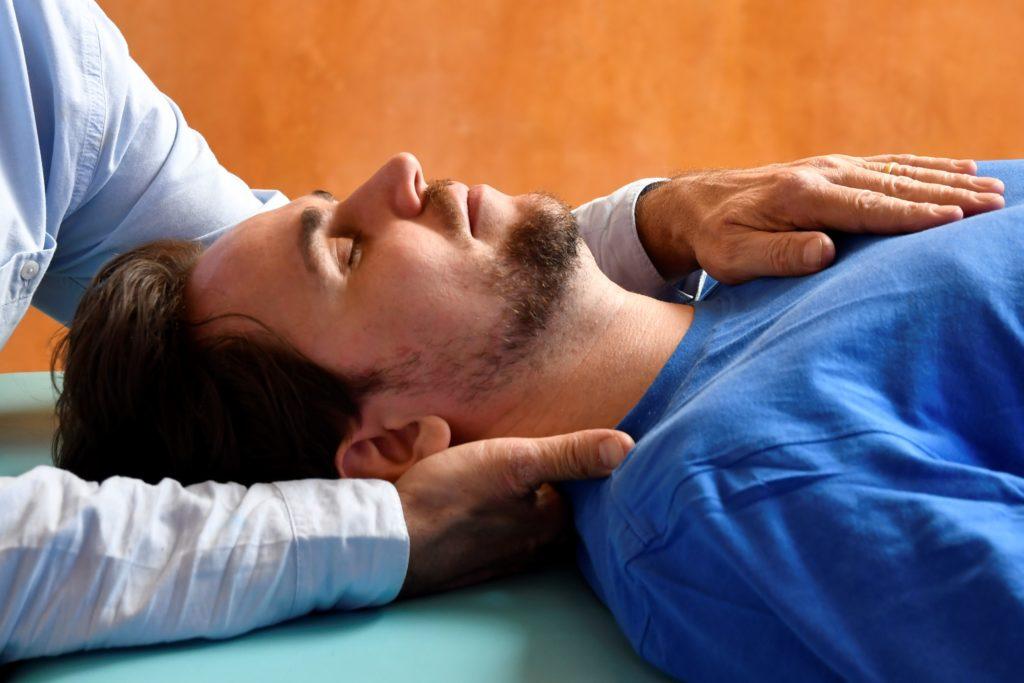 Craniosacral-Therapie zVg