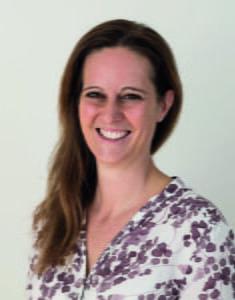 Sabine Bannwart, Präsidentin der Shiatsu Gesellschaft Schweiz