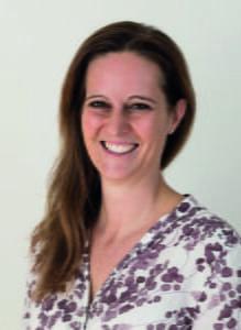 Sabine Bannwart, présidente de l'Association Suisse de Shiatsu.
