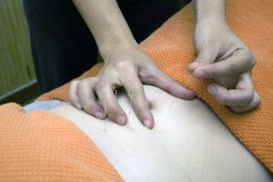 Die Akupunktur bringt den Körper dazu, sich selbst zu regulieren.